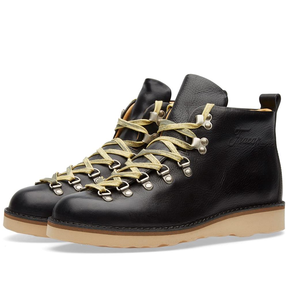 a124358ce60 Fracap M120 Natural Vibram Sole Scarponcino Boot