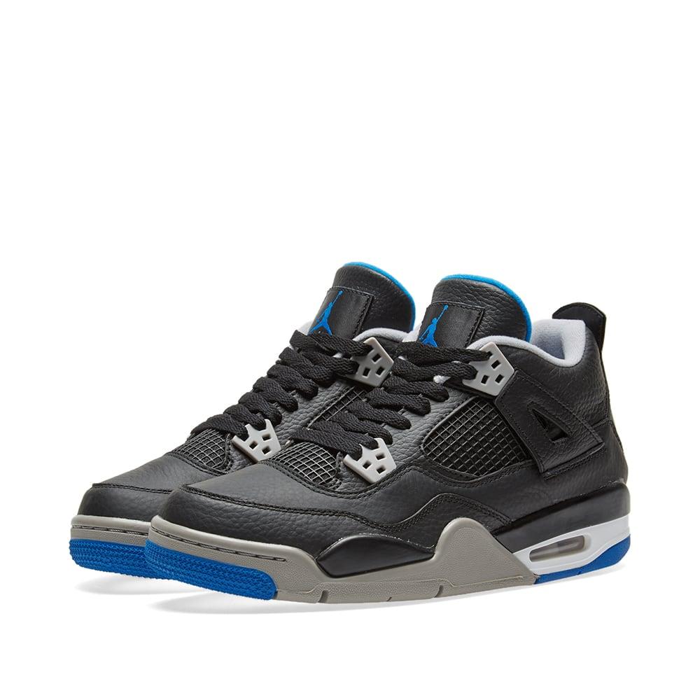 various colors 07f9b 1ce96 Nike Air Jordan 4 BG
