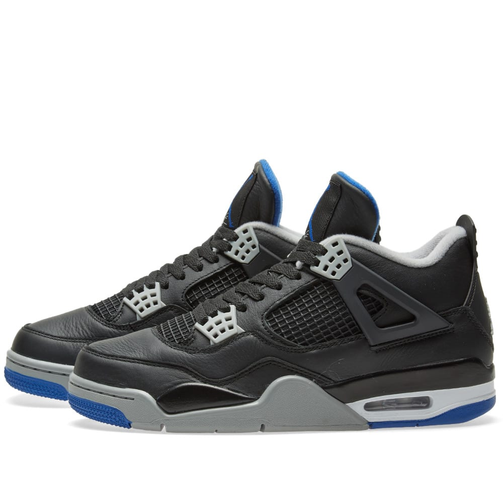 new styles 995cf ab453 Nike Air Jordan 4 Retro