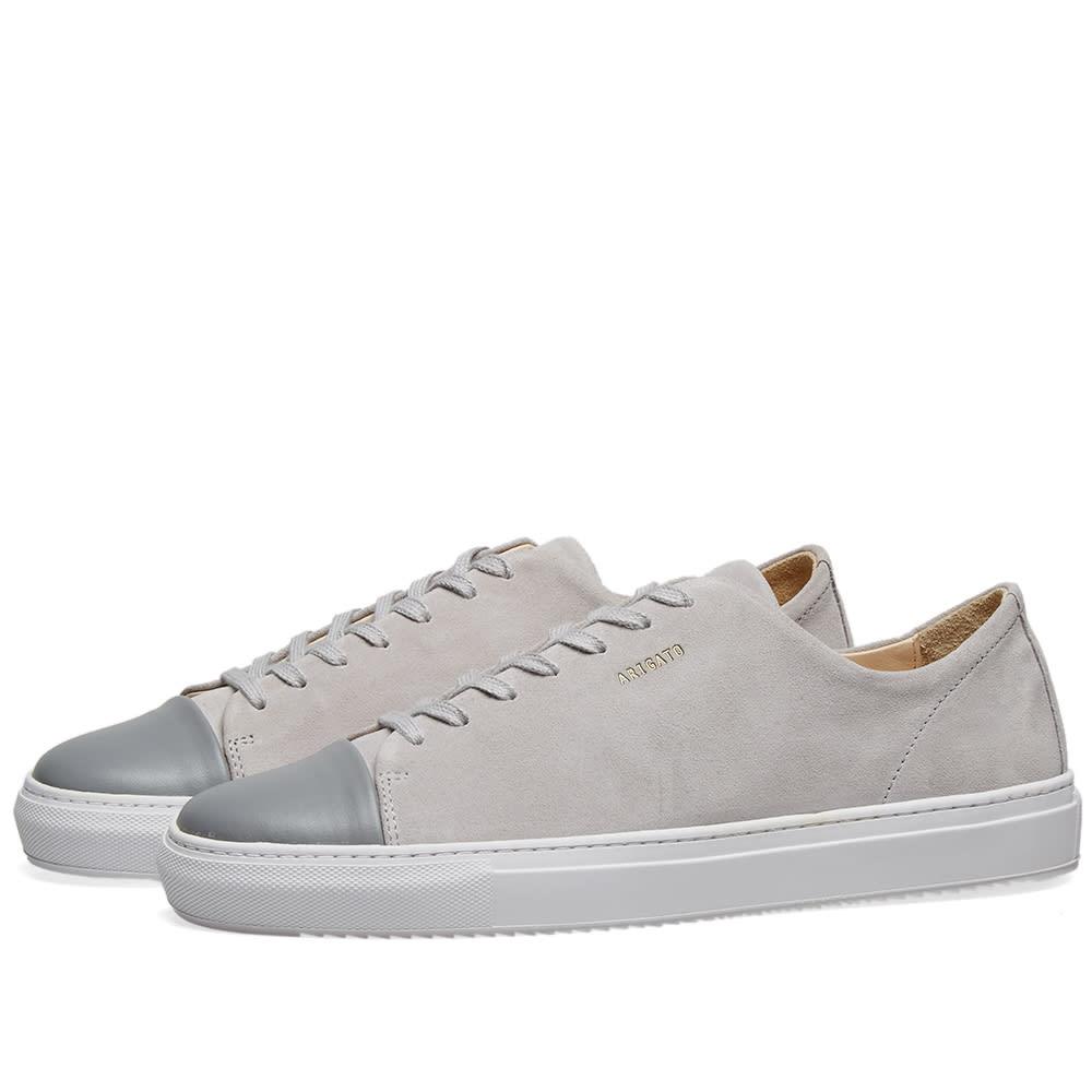 Axel Arigato Toe Cap Sneaker Light Grey