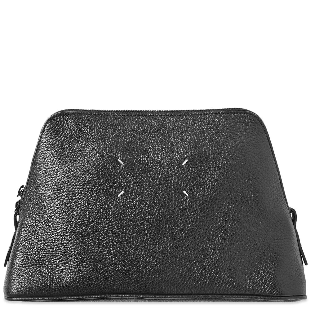 vasta selezione di 2d4c7 ad084 Maison Margiela 11 Leather Portafoglio Convertible Bag