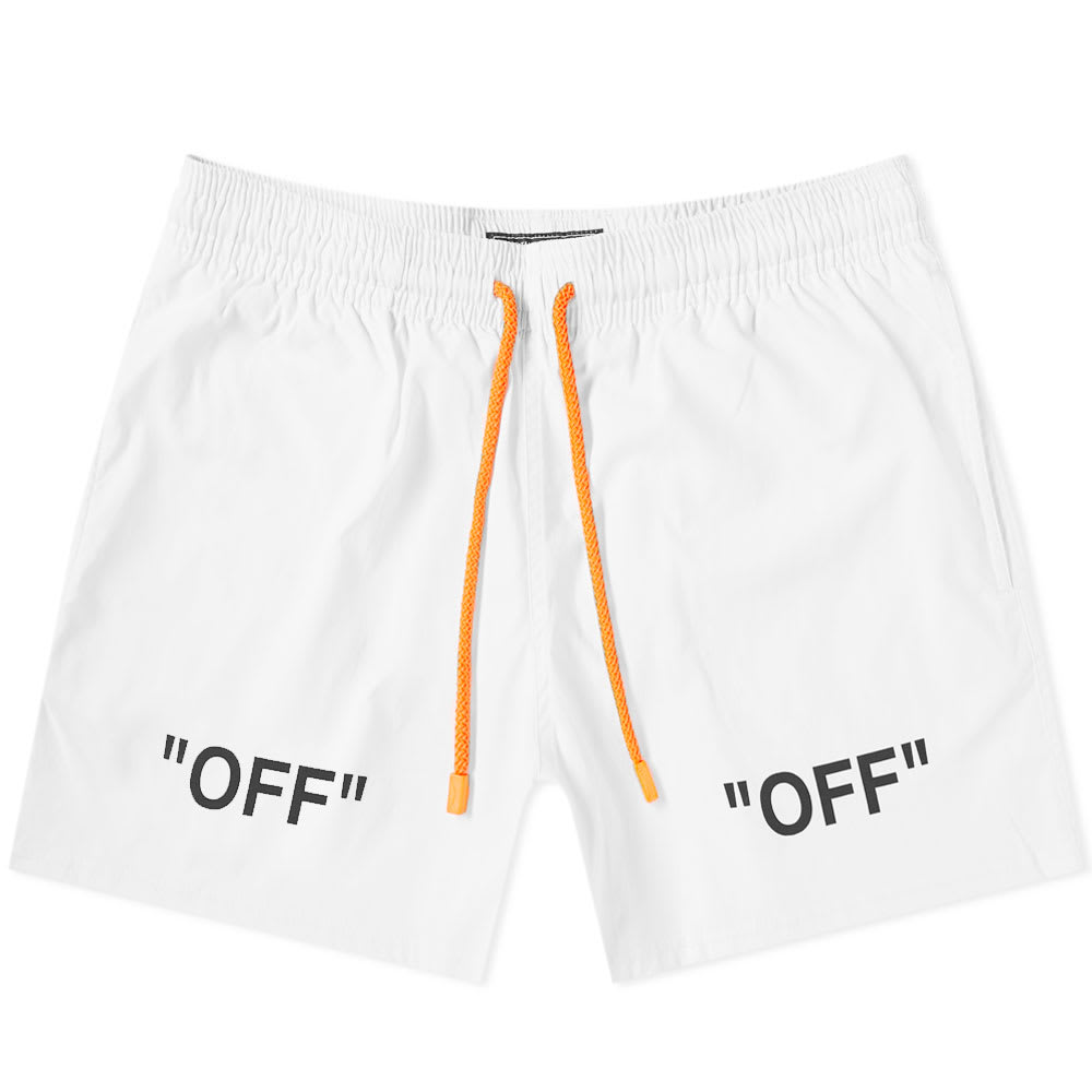 Off-White Shorts Off-White x Vilebrequin Arrows Moorise Swim Short