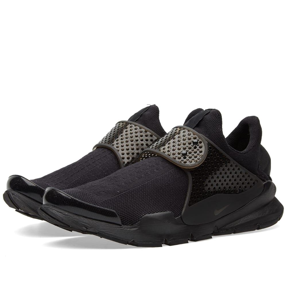 wholesale dealer ccce3 a805b Nike Sock Dart Black   Volt   END.