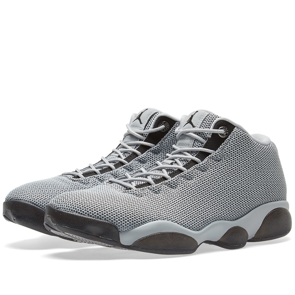 44978f2f0 Nike Air Jordan Horizon Low Wolf Grey   Black
