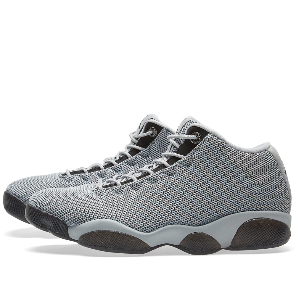 lowest price c658f 7019e Nike Air Jordan Horizon Low Wolf Grey   Black   END.