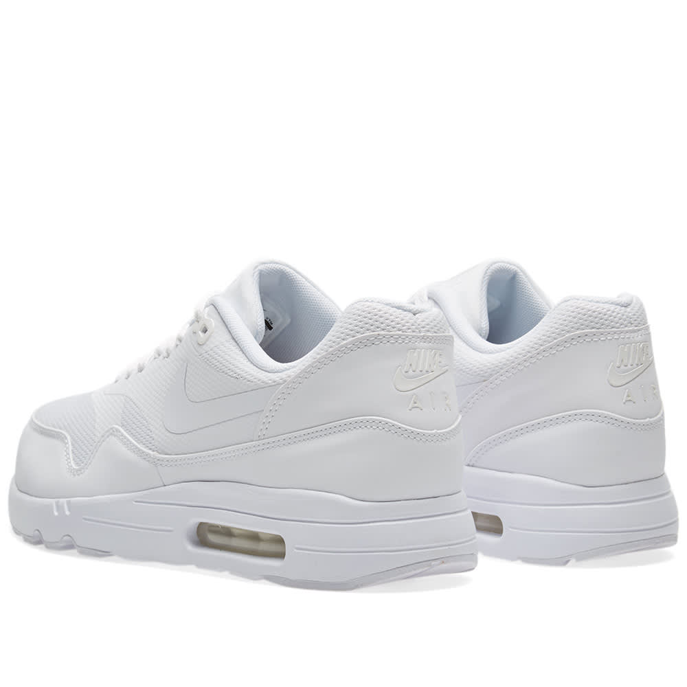 buy popular 94507 4de6d Nike Air Max 1 Ultra 2.0 Essential. White   Pure Platinum