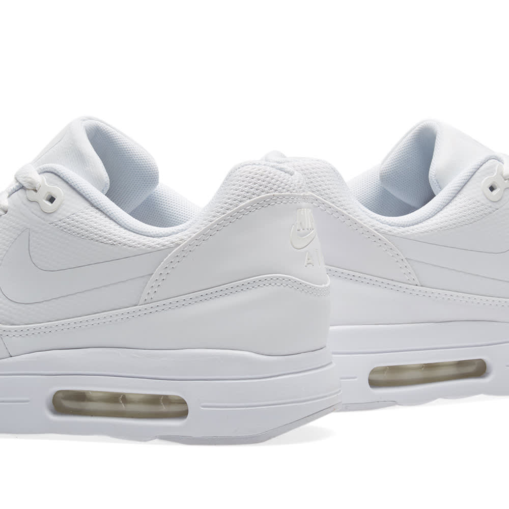finest selection 62bf6 0f482 Nike Air Max 1 Ultra 2.0 Essential White   Pure Platinum   END.