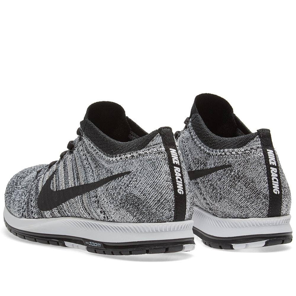 67008ce77173 Nike Air Zoom Flyknit Streak 6 Black