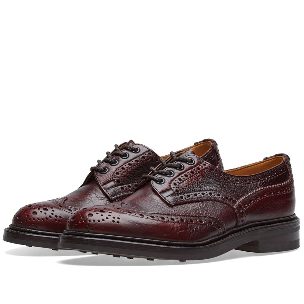END. x Tricker's Bourton Brogue