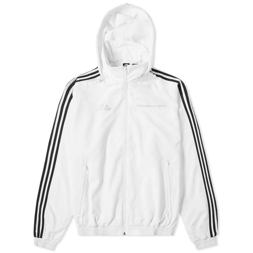 Gosha Rubchinskiy x Adidas Woven Hooded Jacket