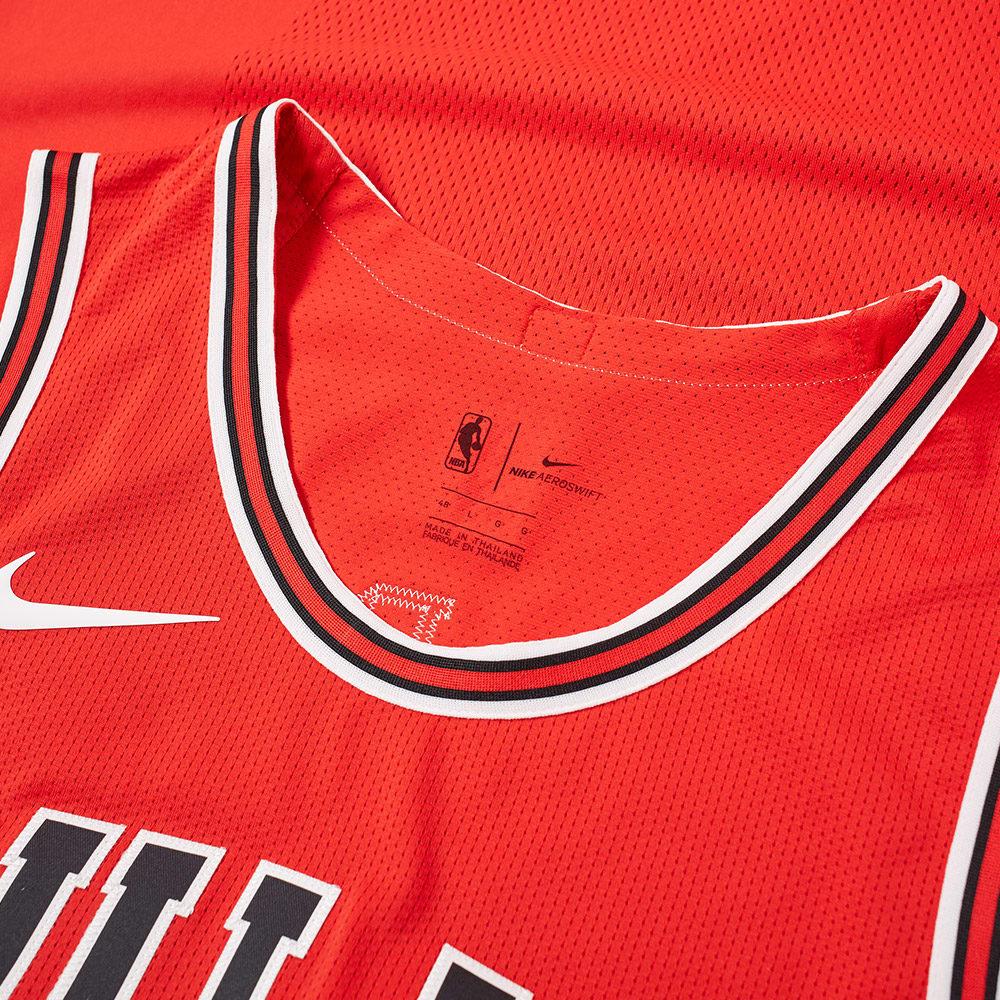 purchase cheap 13772 26b57 Nike Michael Jordan Icon Edition Authentic Jersey