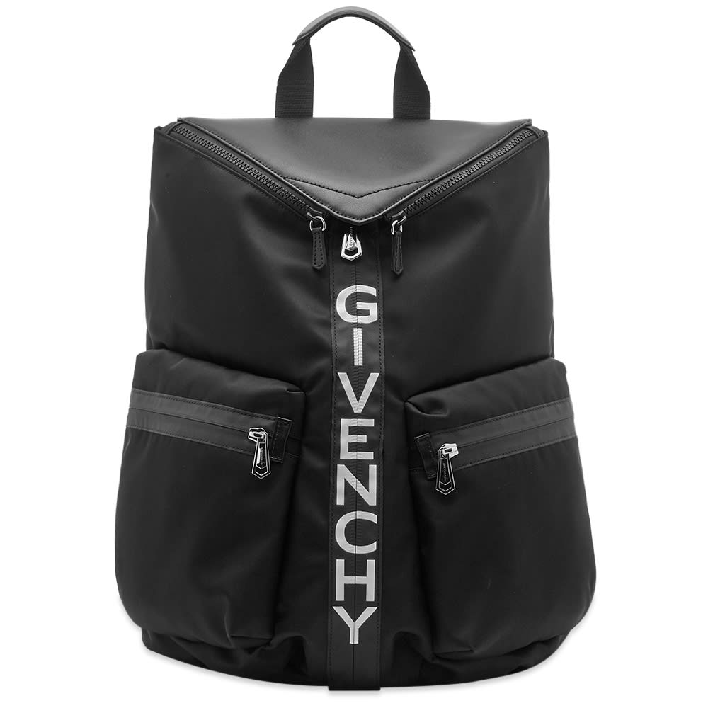 GIVENCHY Givenchy Spectre Logo Backpack