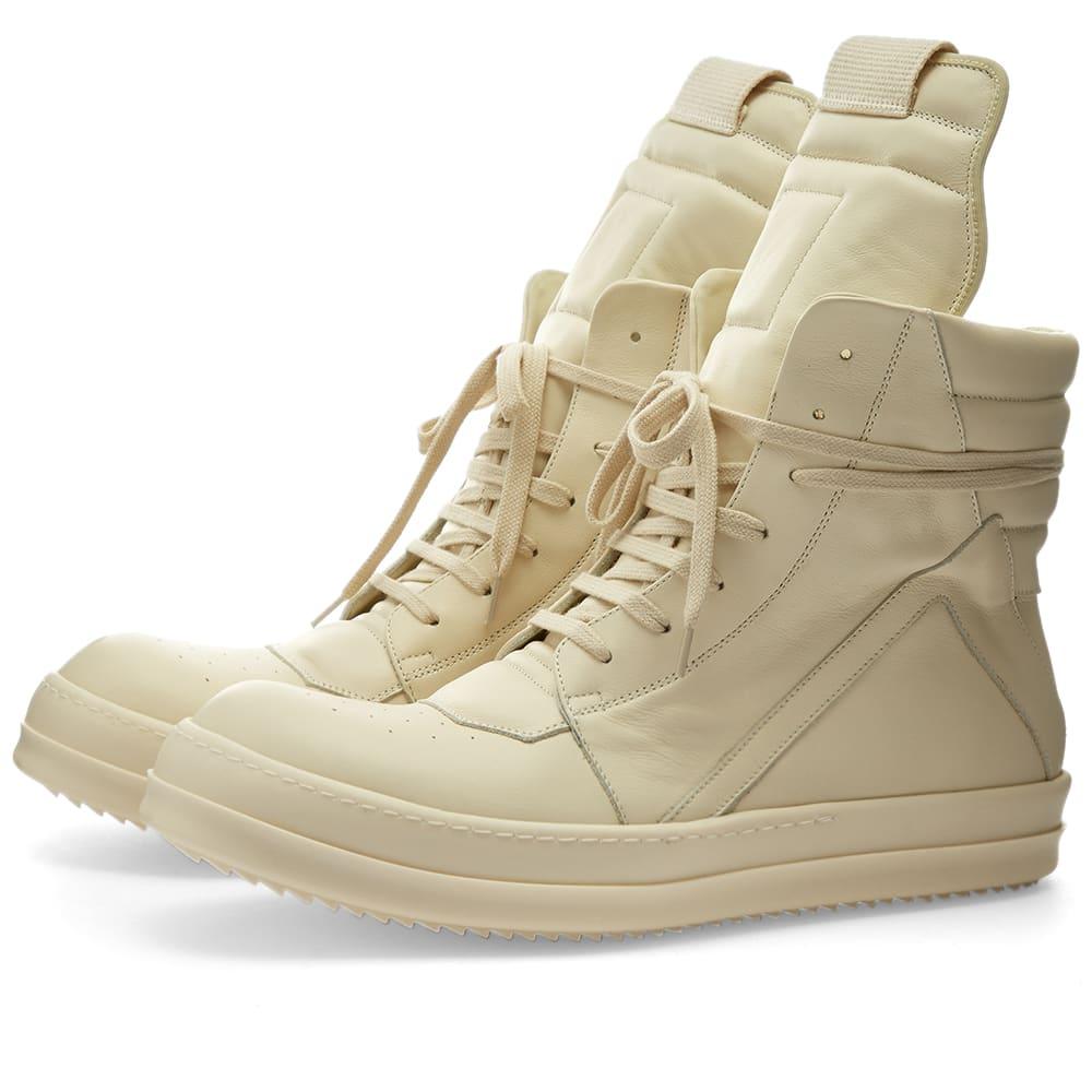 Rick Owens Geobasket Classic Sneaker