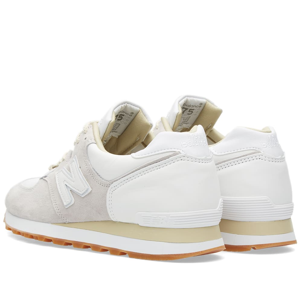 finest selection 0ee07 7d2ef END. x New Balance M575END  Marble White  White   Grey   END.