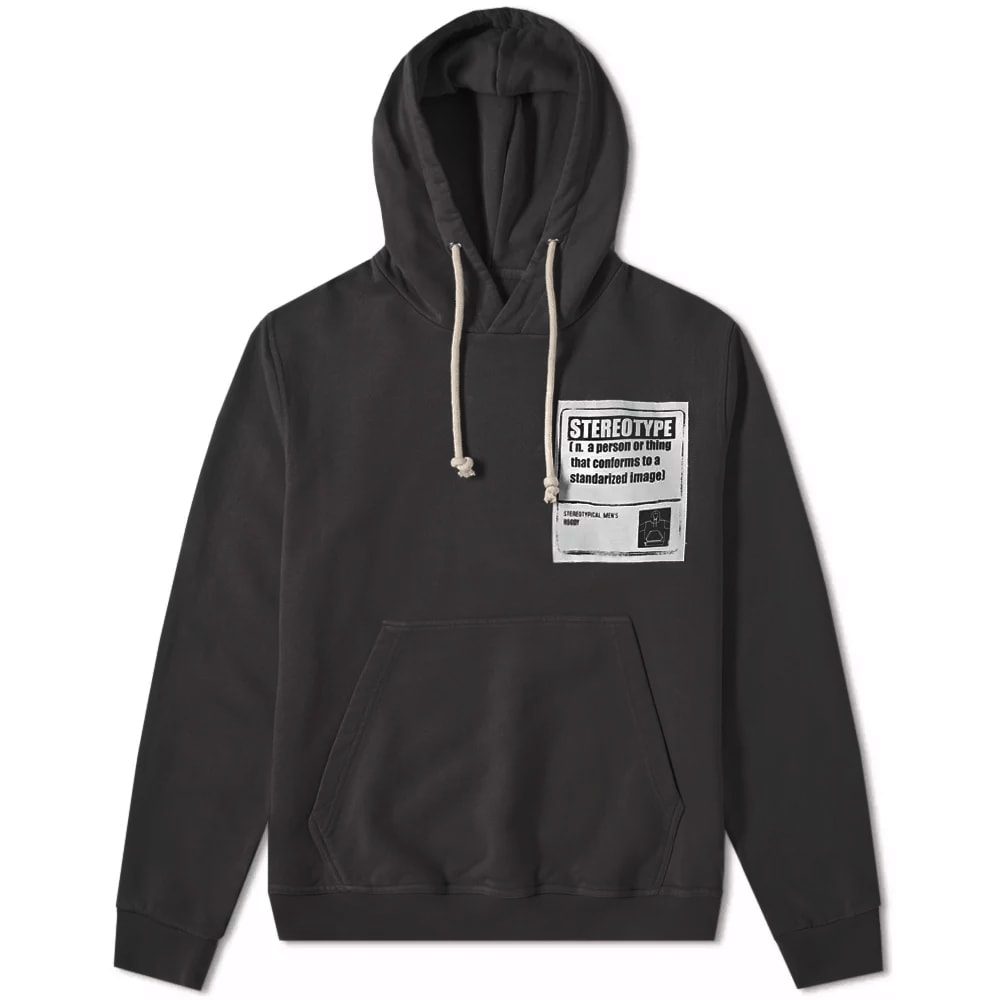 MAISON MARGIELA 14 STEREOTYPE PULLOVER HOODY
