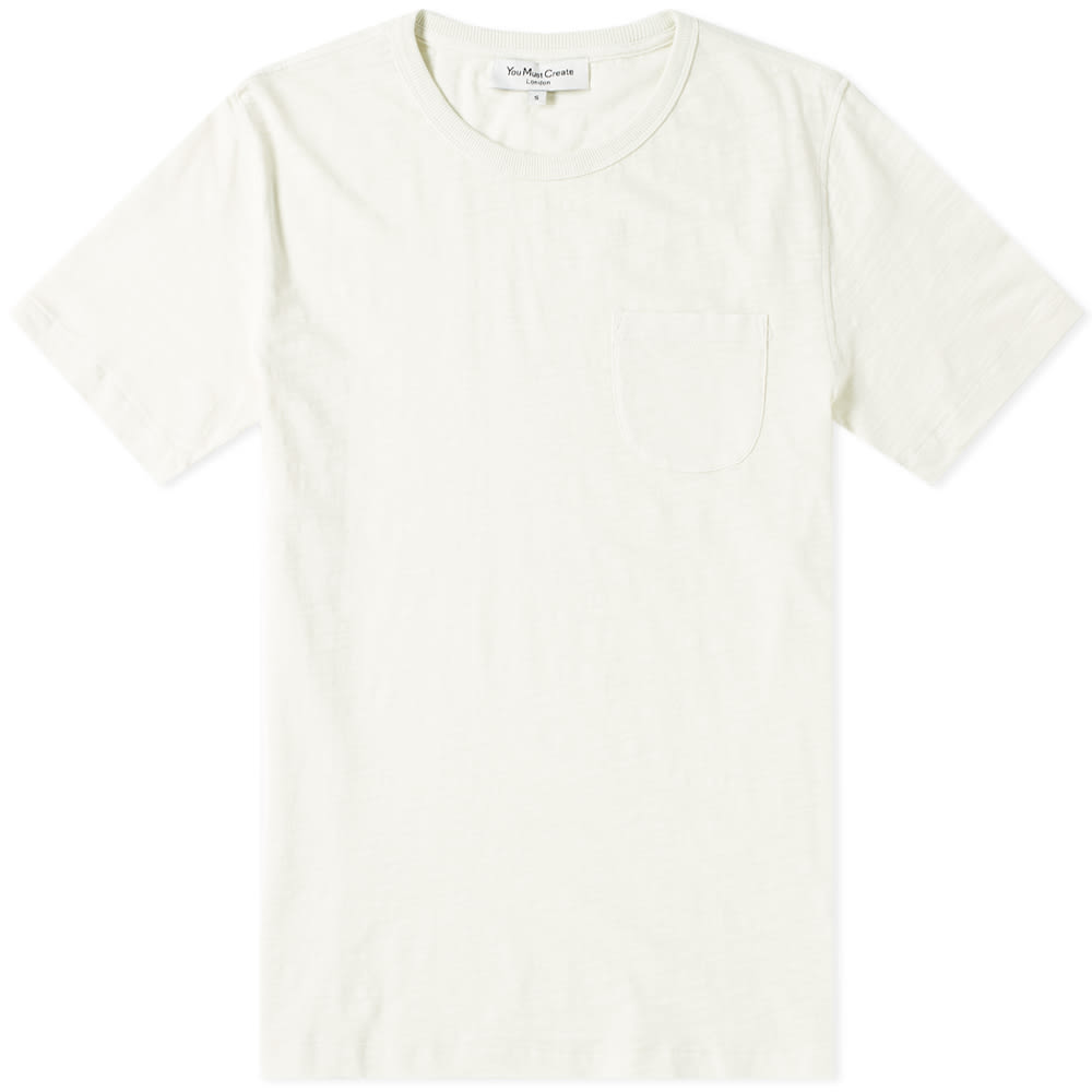 YMC YOU MUST CREATE YMC WILD ONES POCKET TEE
