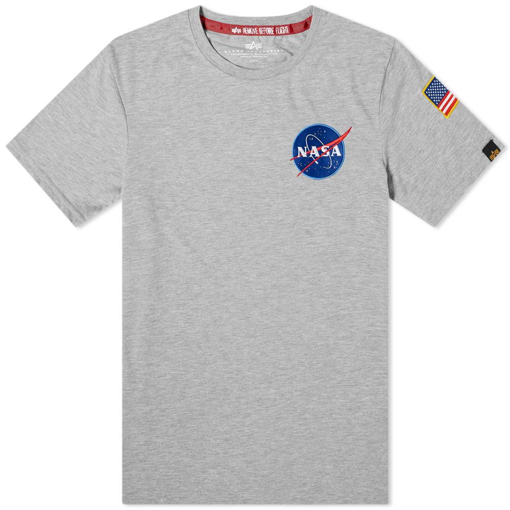 kupować nowe styl mody na wyprzedaży Alpha Industries Space Shuttle Tee