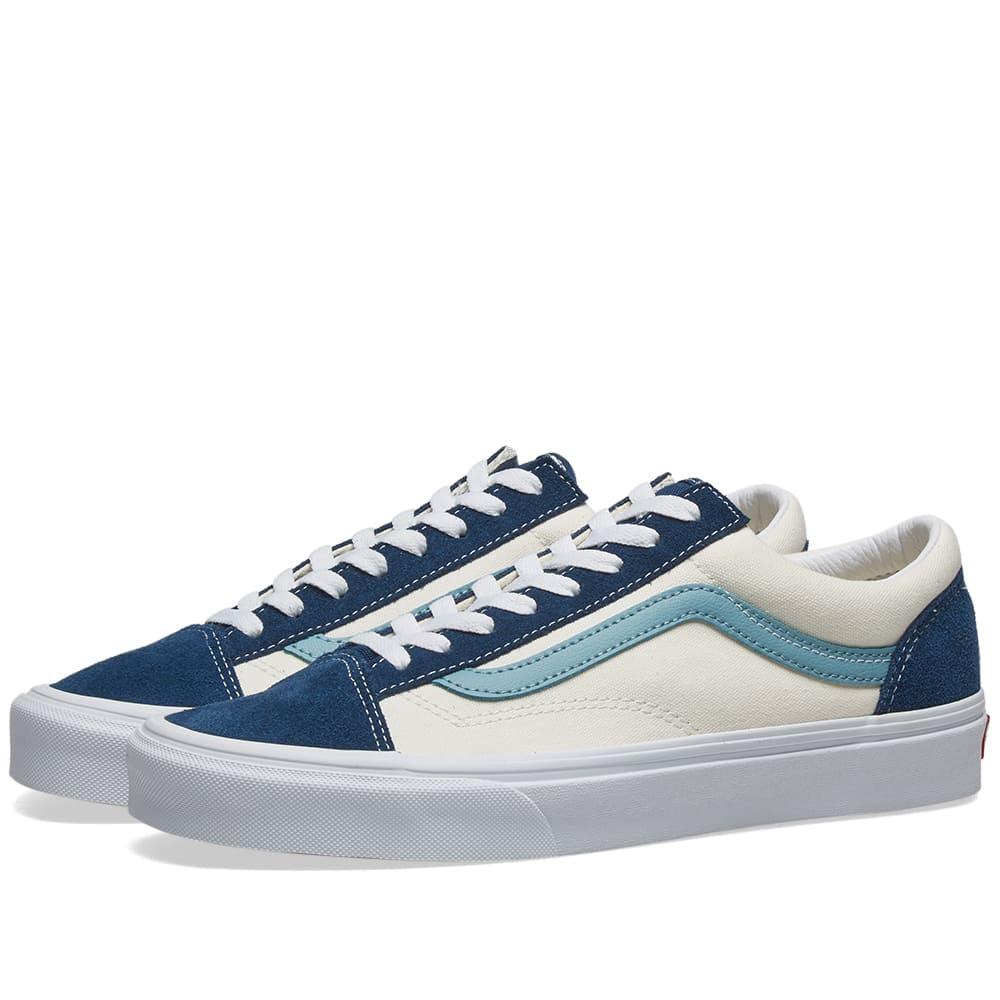 2019 am besten verkaufen Temperament Schuhe verrückter Preis Vans Style 36