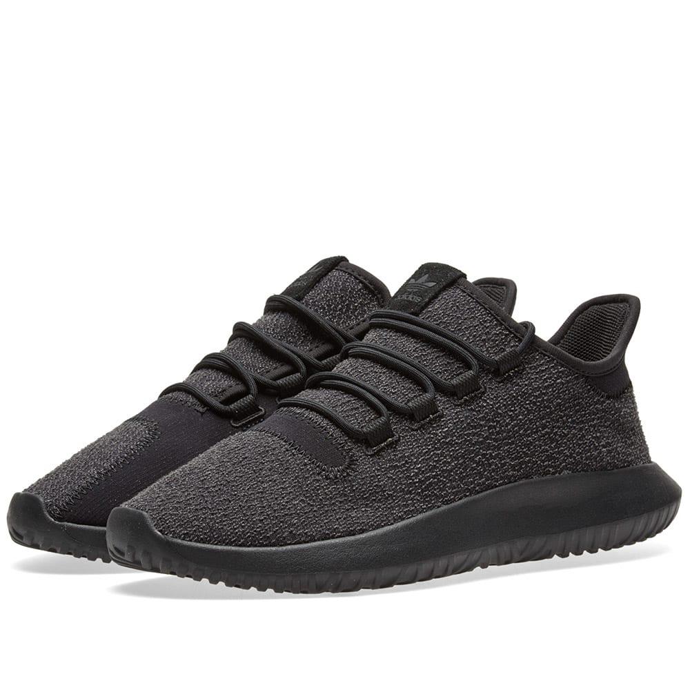 Adidas Tubular Shadow Core Black   END.
