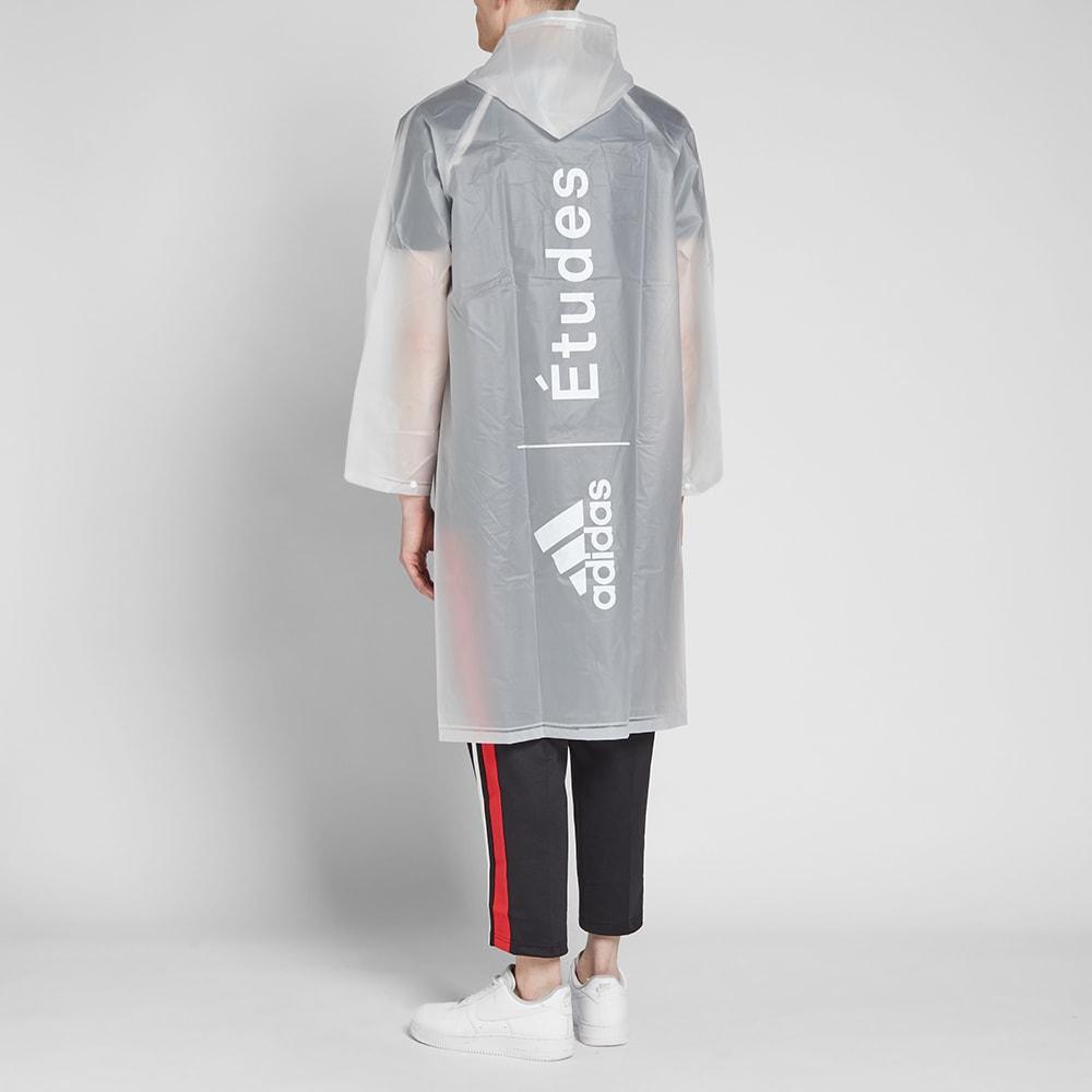 best service 5dbe5 6f68d Adidas Consortium x Études Rain Cape