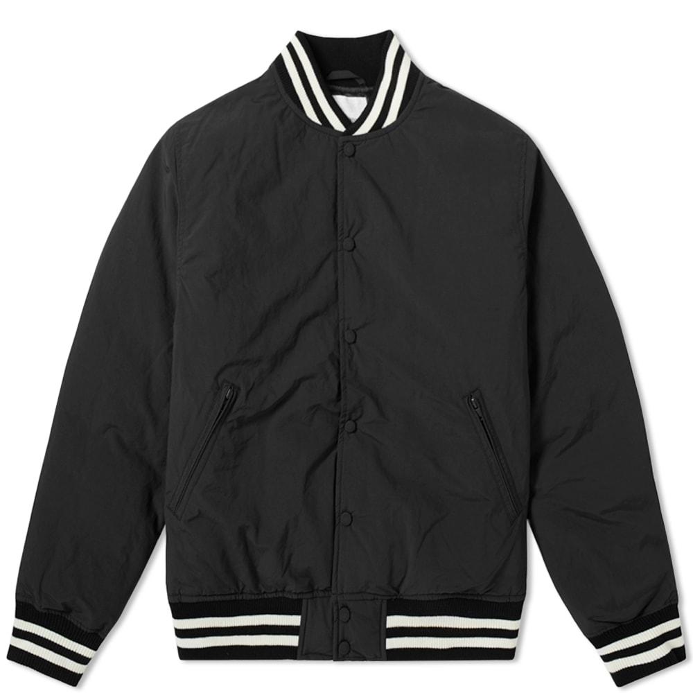 Nanamica Nanamica Down Varsity Jacket