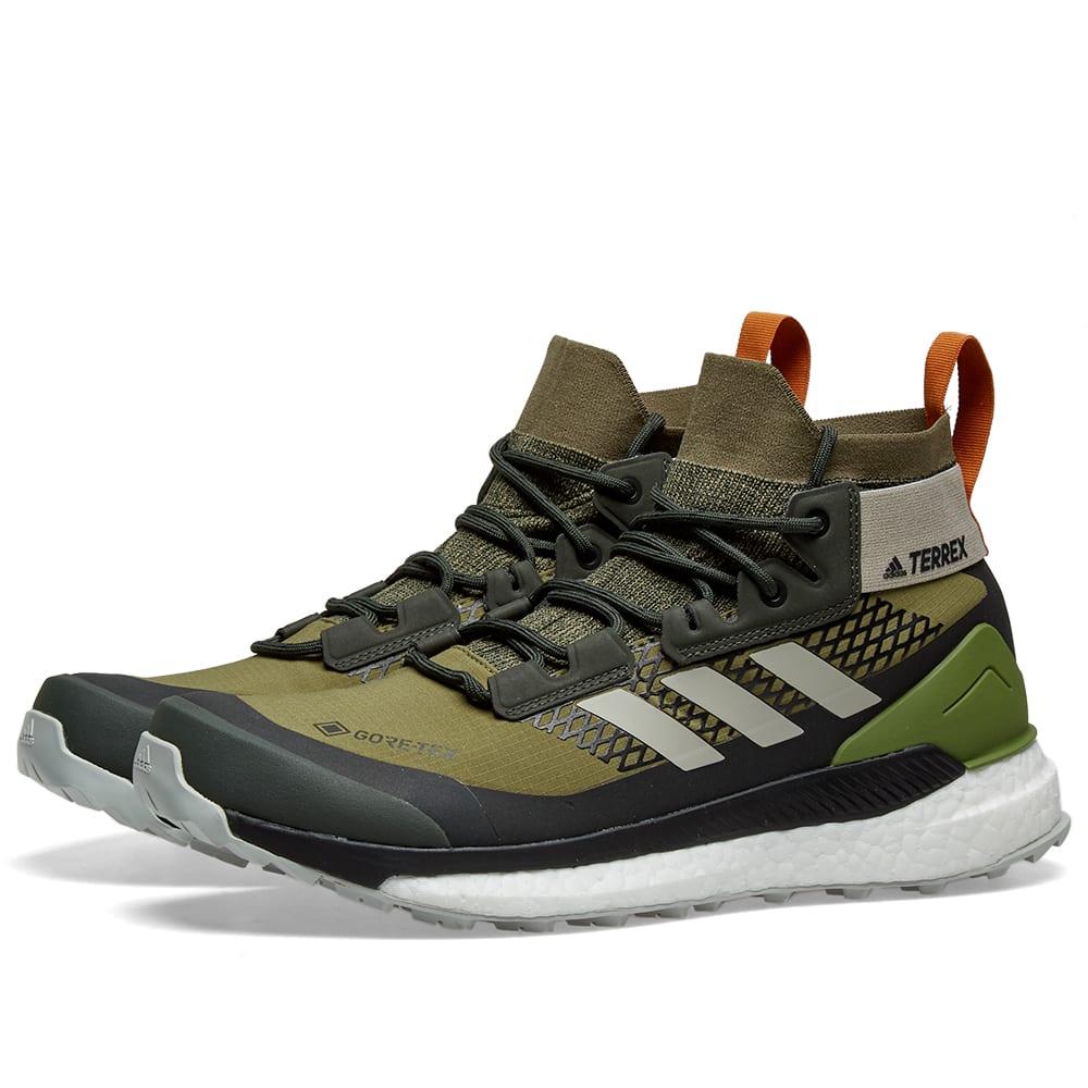 Adidas Terrex Free Hiker GTX Khaki