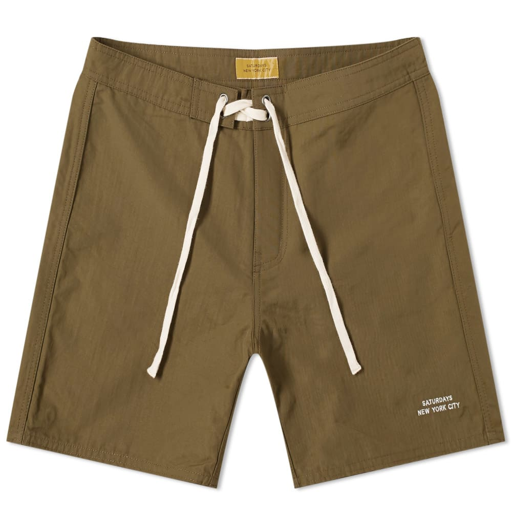 Saturdays Surf Nyc Shorts Saturdays NYC Colin Boardshort