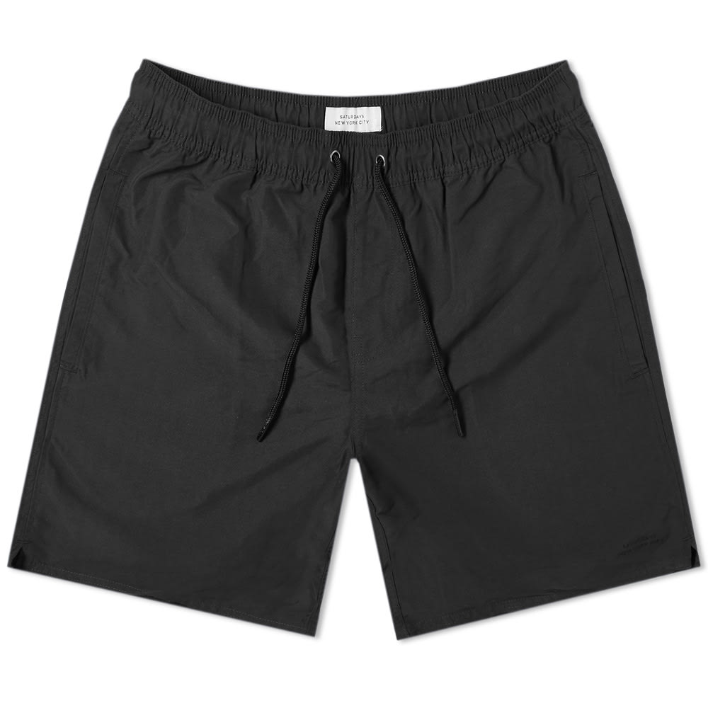 Saturdays Surf Nyc Shorts Saturdays NYC Timothy Solid Swim Short
