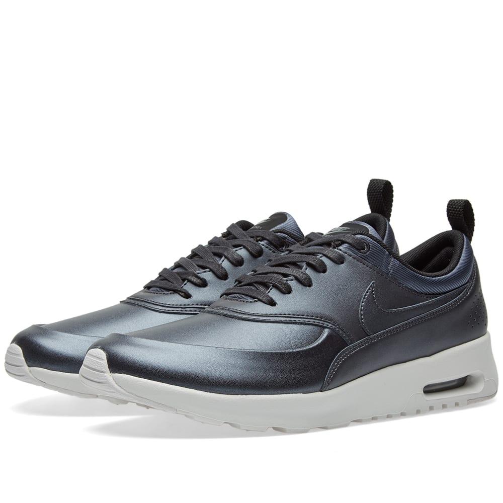new concept e4164 64f05 Nike W Air Max Thea SE Metallic Hematite   White   END.