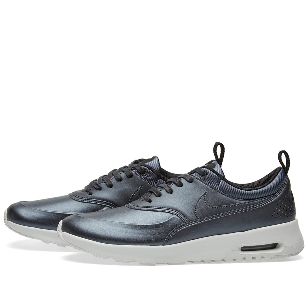 new concept 305e5 efc14 Nike W Air Max Thea SE Metallic Hematite   White   END.