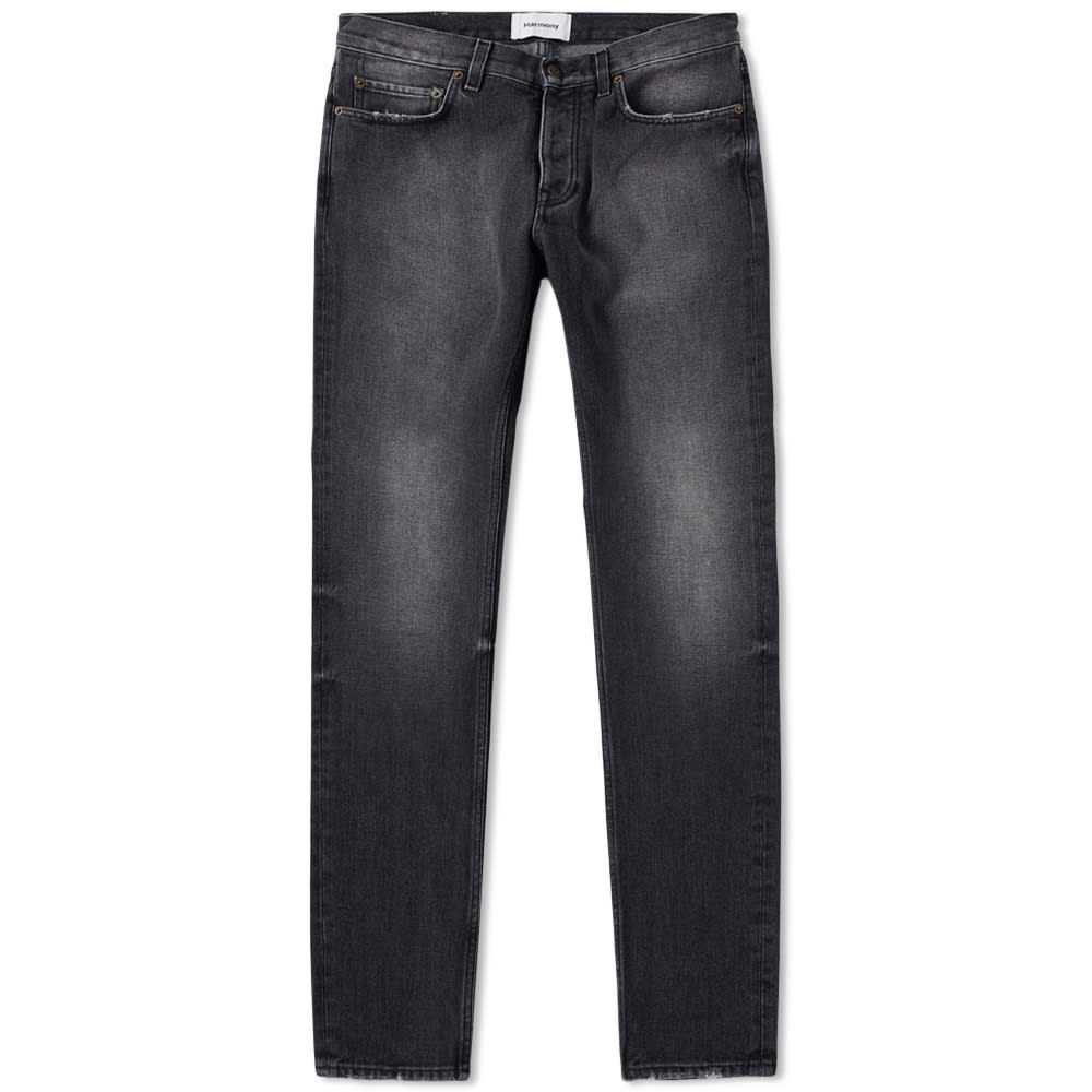 HARMONY DONOVAN SLIM TAPERED JEAN