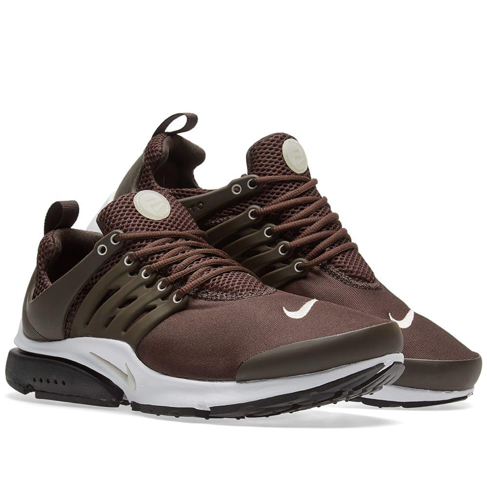 buy online 3ef7c 26d0f Nike Air Presto Essential. Velvet Brown   Light Bone