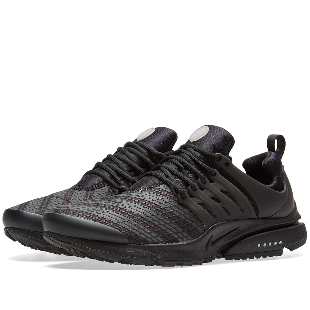 low priced 69d22 3f4b3 Nike Air Presto Low Utility Black, White   Team Orange   END.