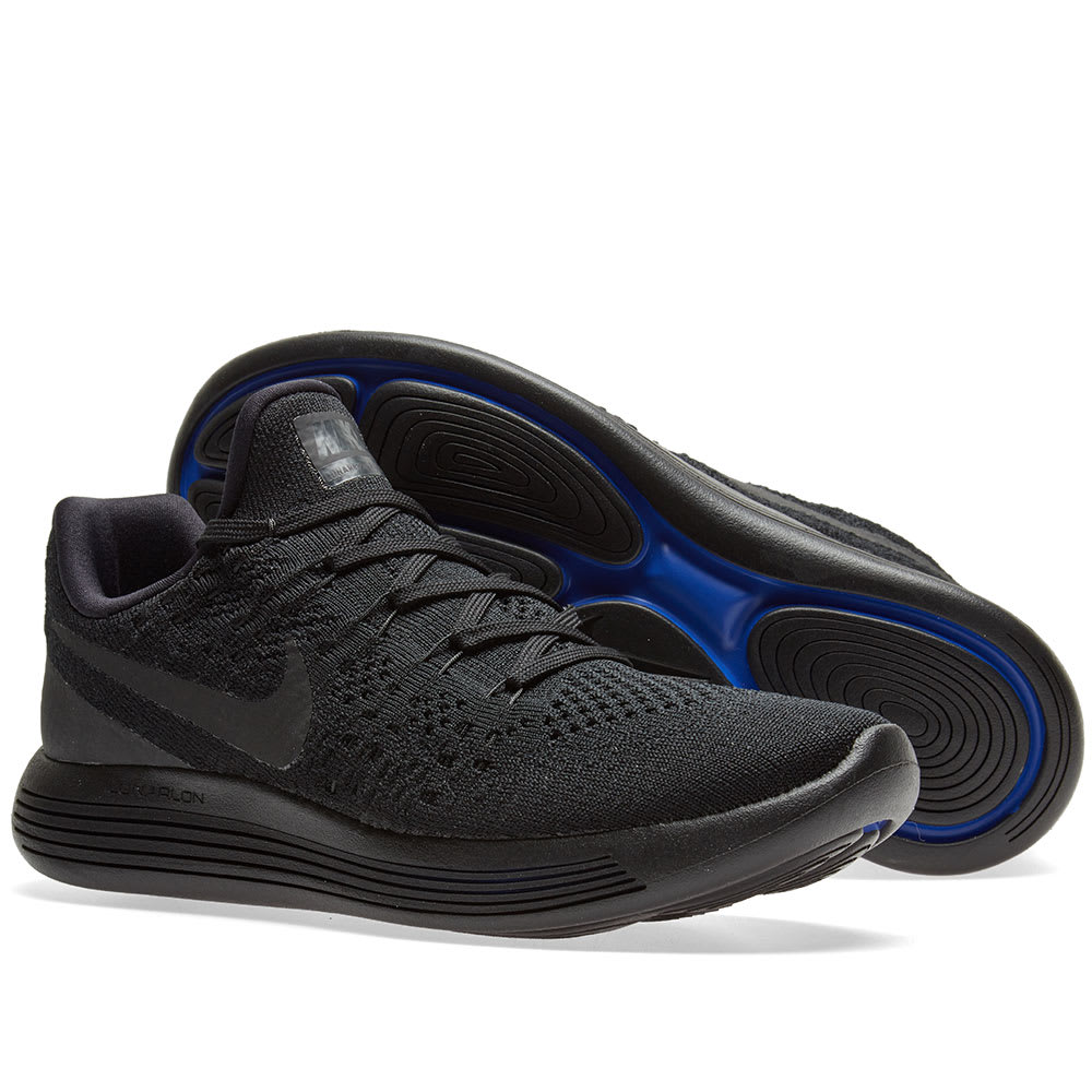 76d0277216b Nike LunarEpic Low Flyknit 2. Black