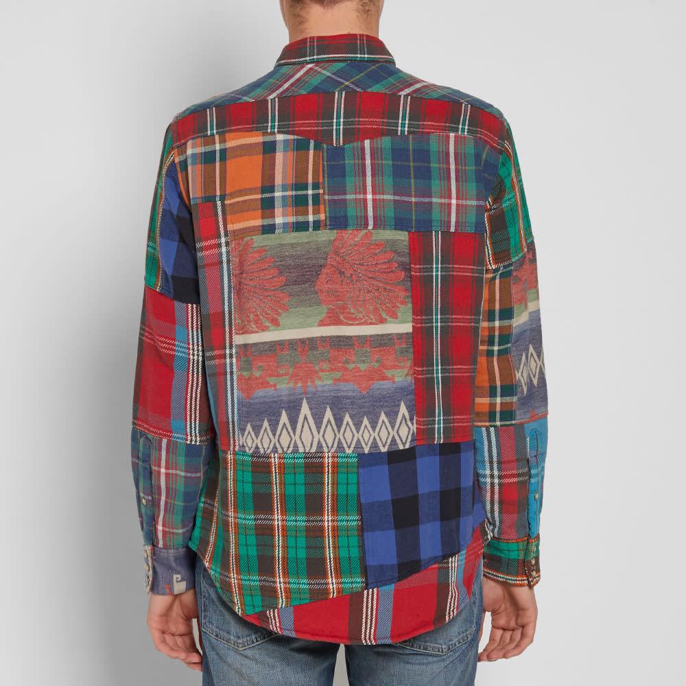 854bf6e9a32d6 Polo Classic Ralph Western Lauren Shirt SjLcR5A34q