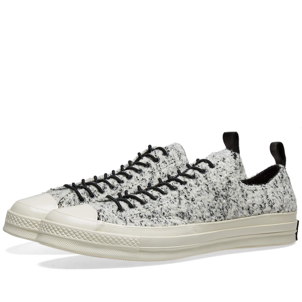 Converse Chuck Taylor 1970s Boucle Wool Ox by Converse