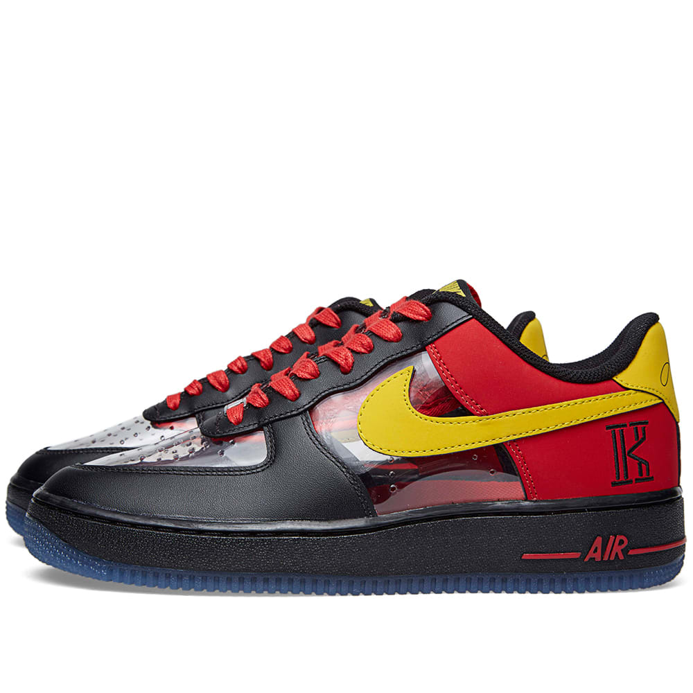 buy online 9529b 839cd Nike Air Force 1 CMFT Signature QS 'Mask of Kyrie'