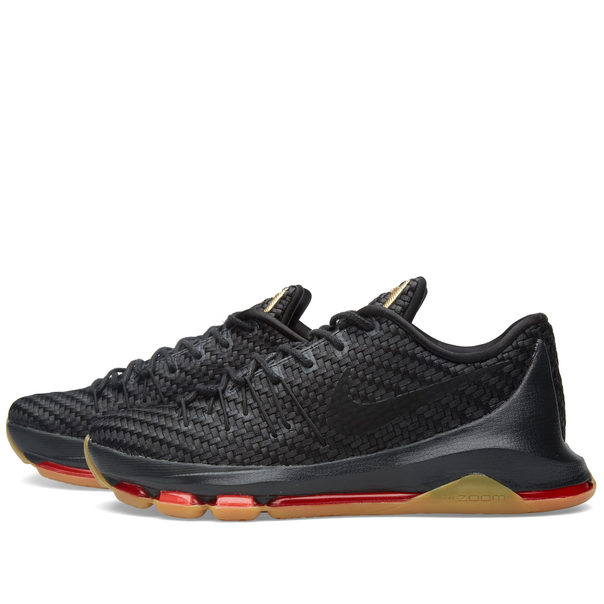 quality design 3c6bc e5710 Nike KD 8 EXT 'Black Gum'
