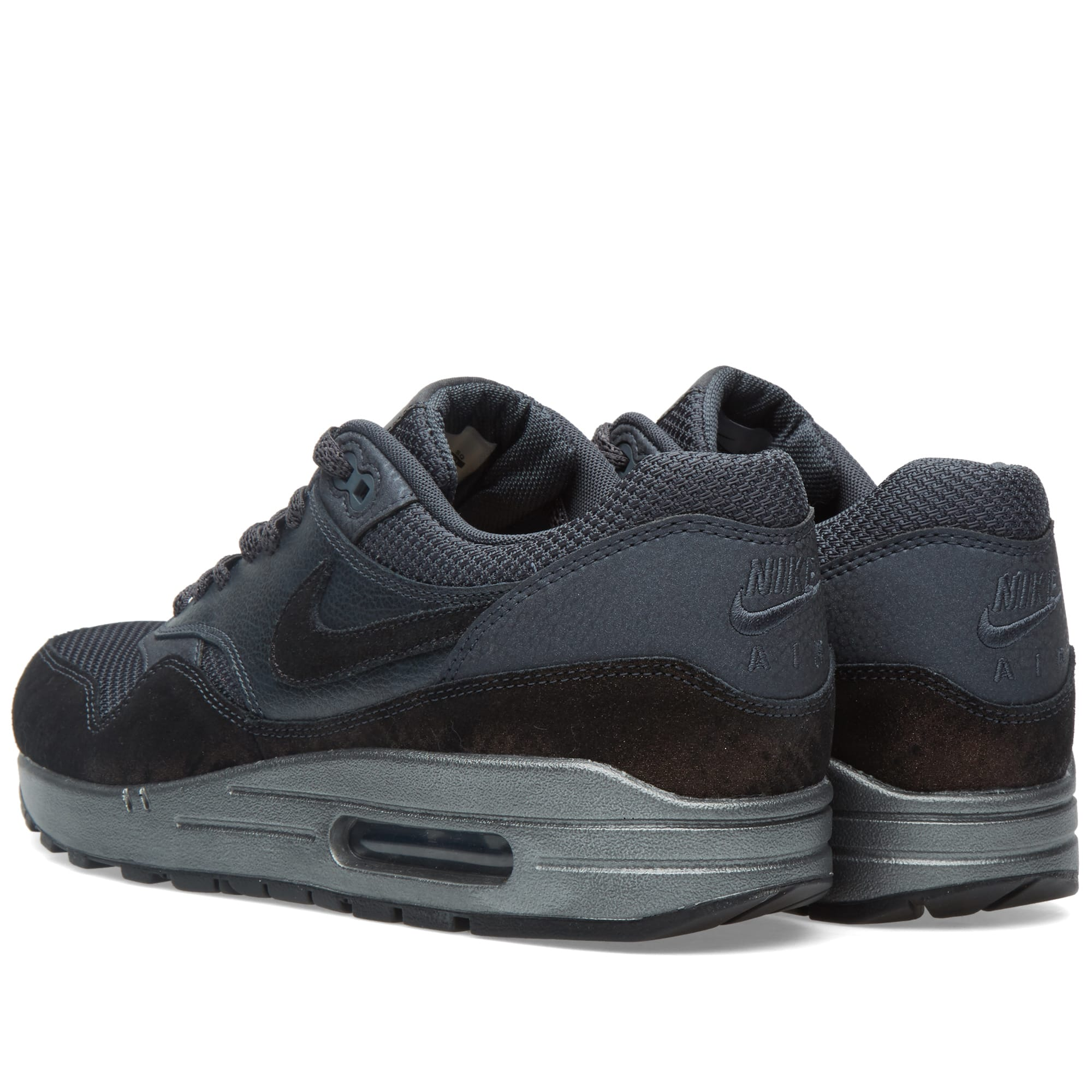 low priced 29a63 aee9a Nike W Air Max 1 Premium Anthracite   Metallic Hematite   END.
