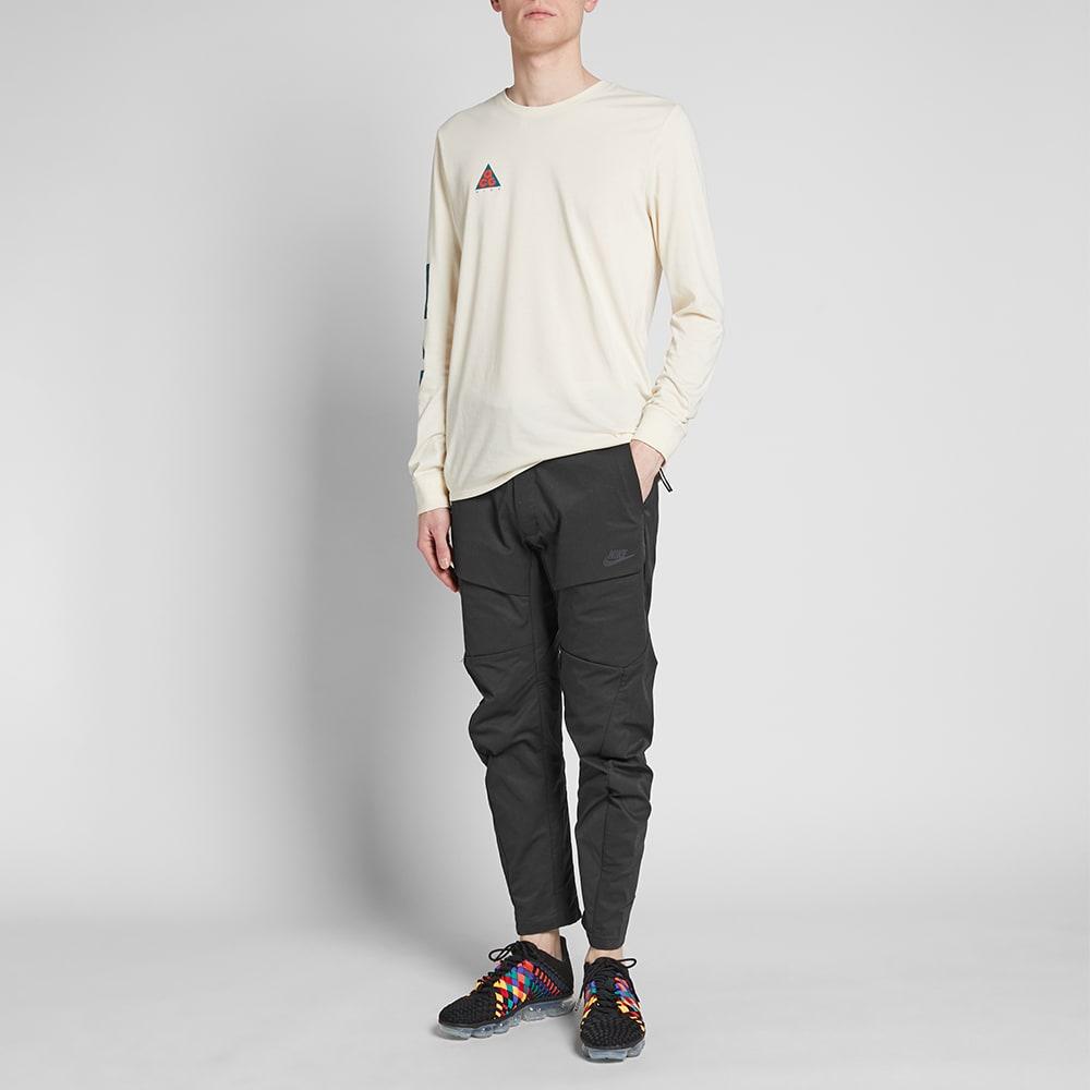 Nike Tech Pack Cargo Pant Black | END.