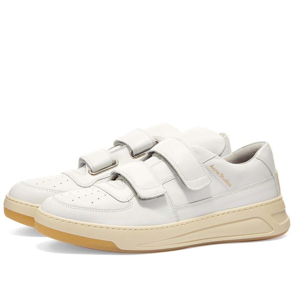 Acne Studios Perey Face 2 Strap Sneaker