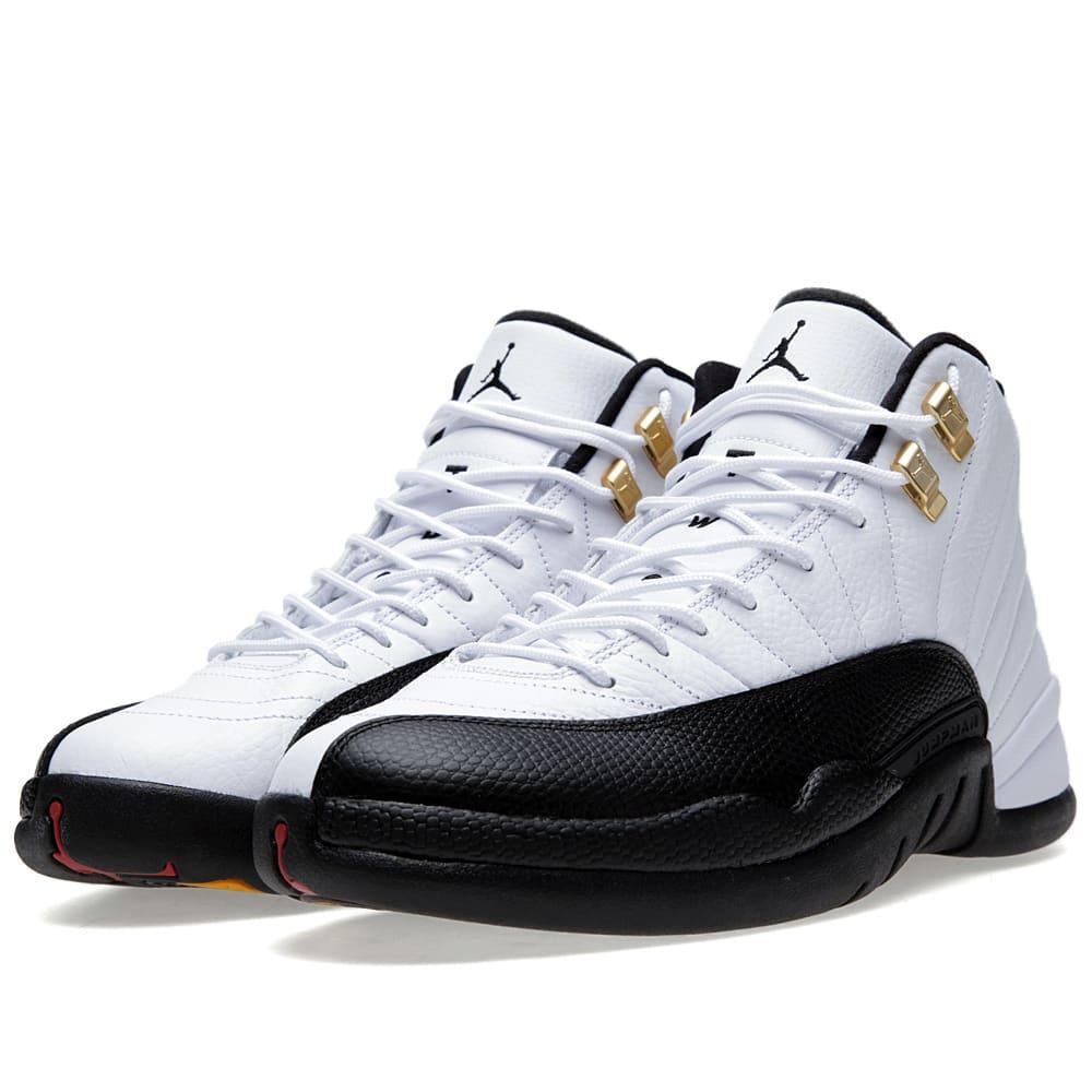 cheap for discount 06595 a1bf9 Nike Air Jordan XII Retro 'Taxi'