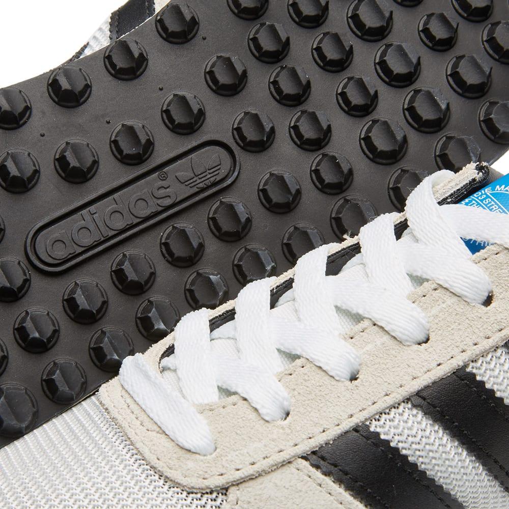 check out 1288a 75338 Adidas LA Trainer OG Vintage White   Black   END.