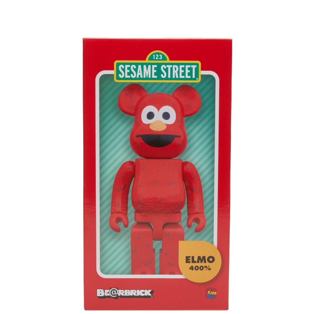 Medicom Elmo Be@rbrick