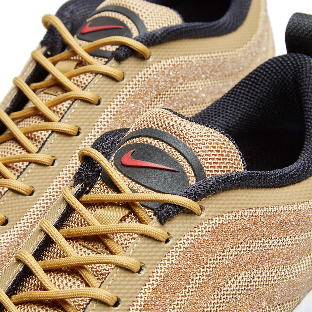 END. Features | Nike Air Max 97 LXX W 'Metallic Gold