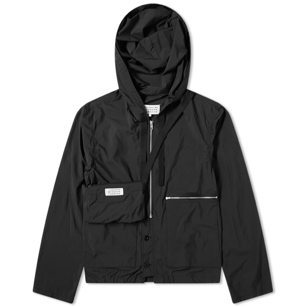 Maison Margiela 14 Packable Nylon Windbreaker