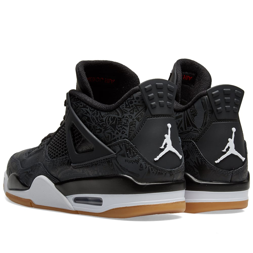 2c24822b4156d4 Air Jordan 4 Retro Black