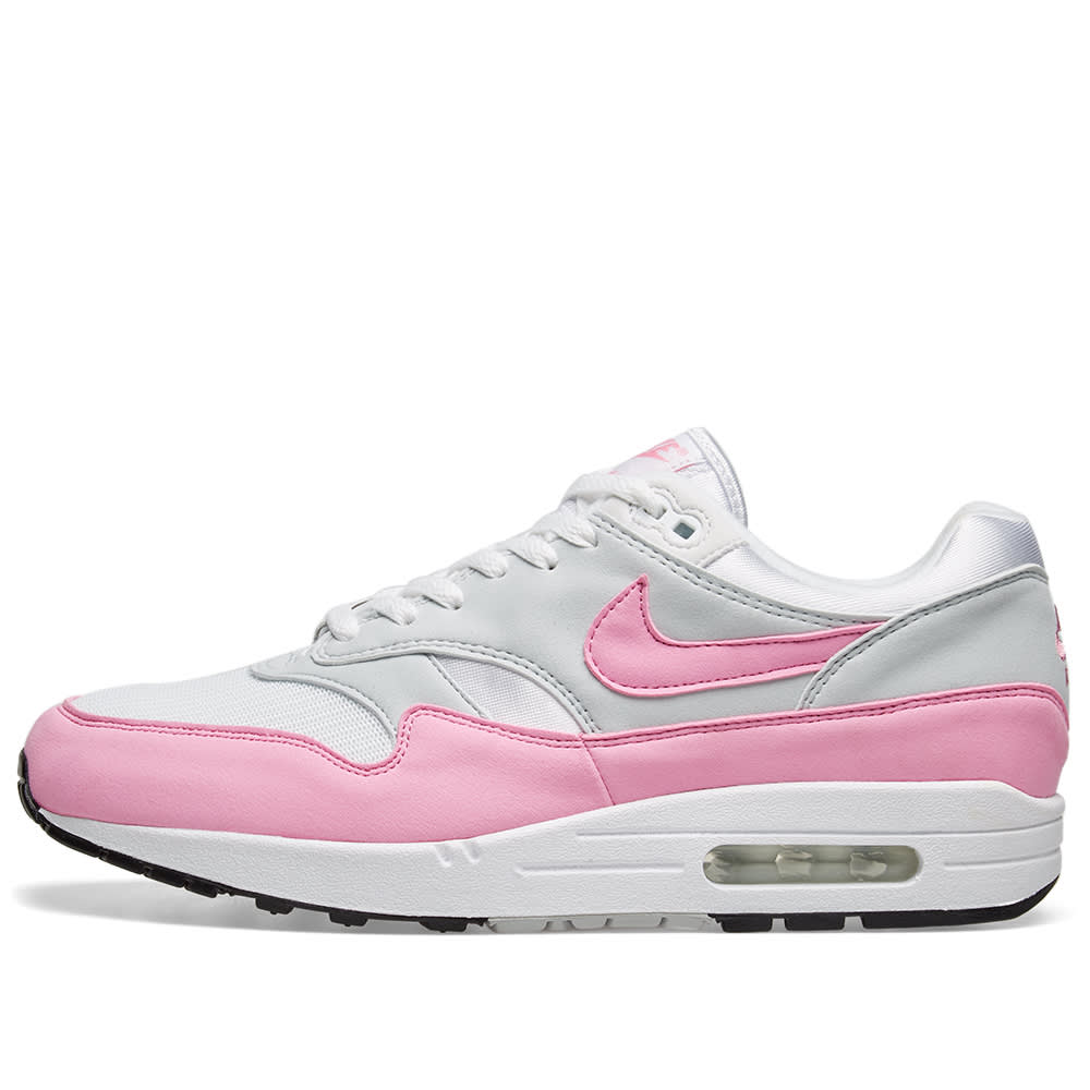 c9de07e6c Nike Air Max 1 OG W White & Psychic Pink | END.