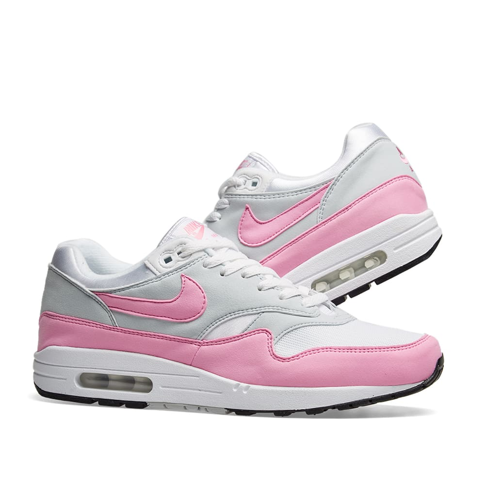 info for 013eb 3cb8a Nike Air Max 1 OG W. White   Psychic Pink