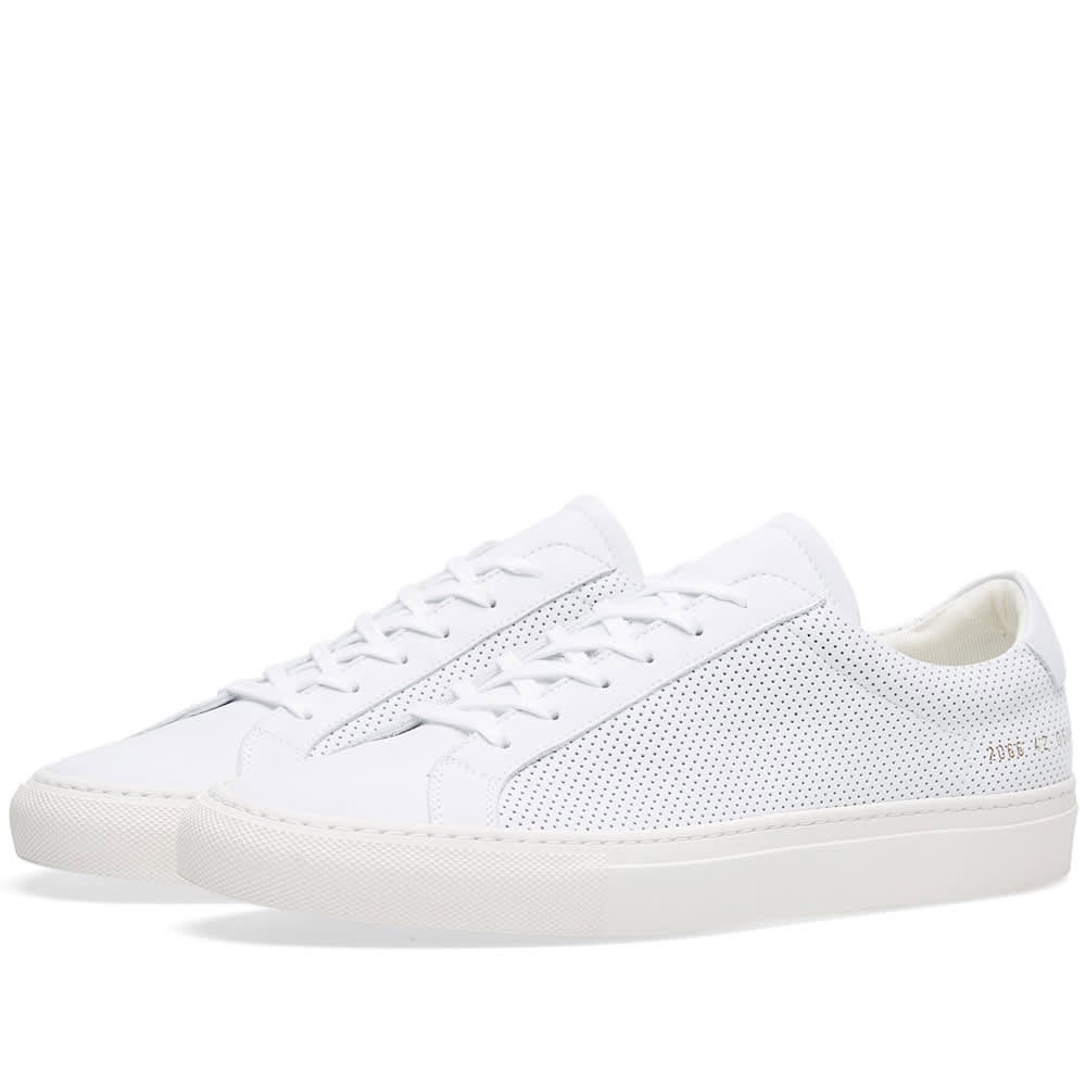 hot product best website best service Common Projects Achilles Low Summer Edition